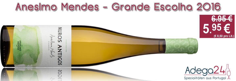 Angebot: Anselmo Mendes - Grande Escolha 2016