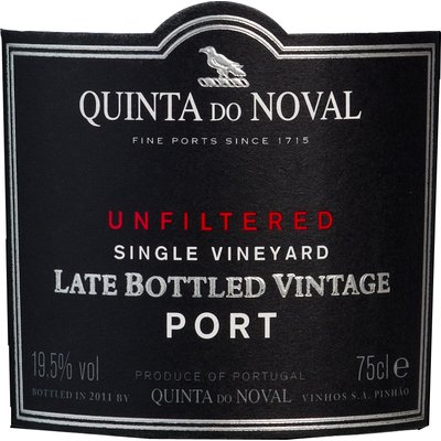 Quinta do Noval - L.B.V. (Late Bottled Vintage) unfiltered 2012